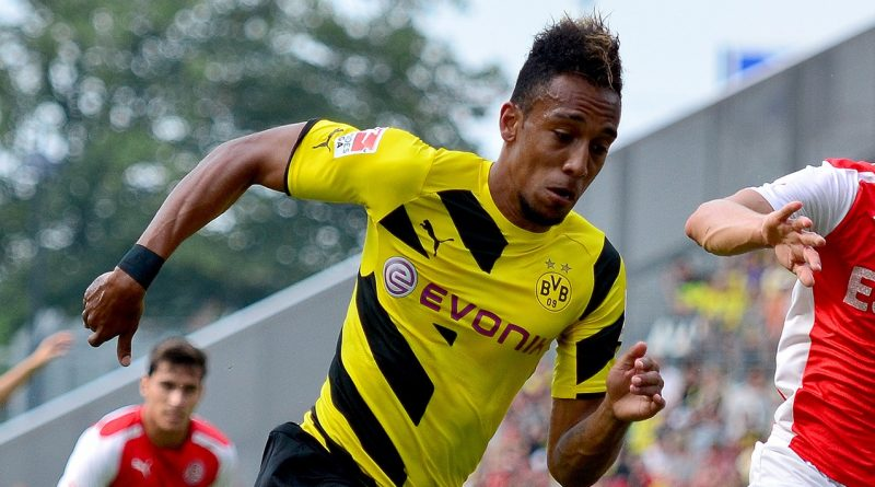 Manchester City preparing bid for Borussia Dortmund forward Pierre-Emerick Aubameyang