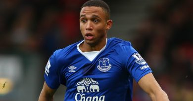 Everton FC defender Brendan Galloway joins West Brom on loan