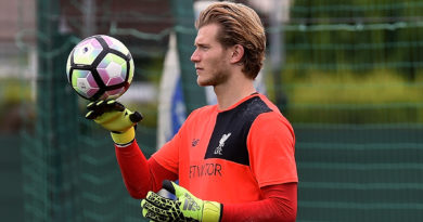 Liverpool FC goalkeeper Loris Karius ruled out for two months