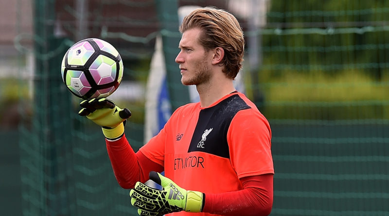 LIVERPOOL, ENGLAND - JULY 12:  (THE SUN OUT, THE SUN ON SUNDAY OUT) Loris Karius of Liverpool during a training session at Melwood Training Ground on July 12, 2016 in Liverpool, England.  (Photo by John Powell/Liverpool FC via Getty Images)