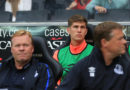 Manchester City set to meet Everton FC valuation for John Stones