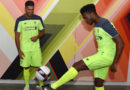 Liverpool FC reveal new third kit inspired by 2001 treble success