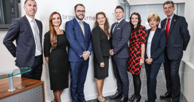 Law firm bucking the property trend with growth to meet demand