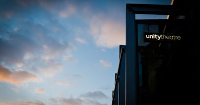 Unity Theatre awarded £133,900 in Catalyst Evolve Funding