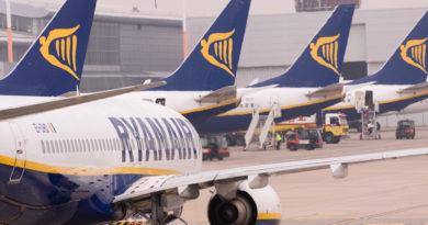 Ryanair launch North West's first Bari flights from Liverpool