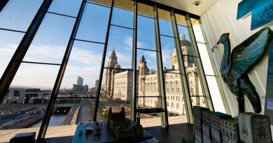 Museum of Liverpool voted UK's most stunning view
