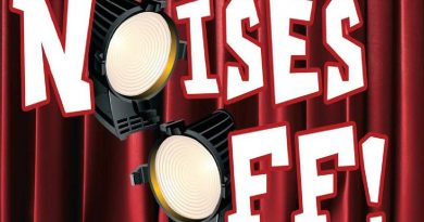Michael Frayn's hilarious Noises Off comes to Epstein Theatre