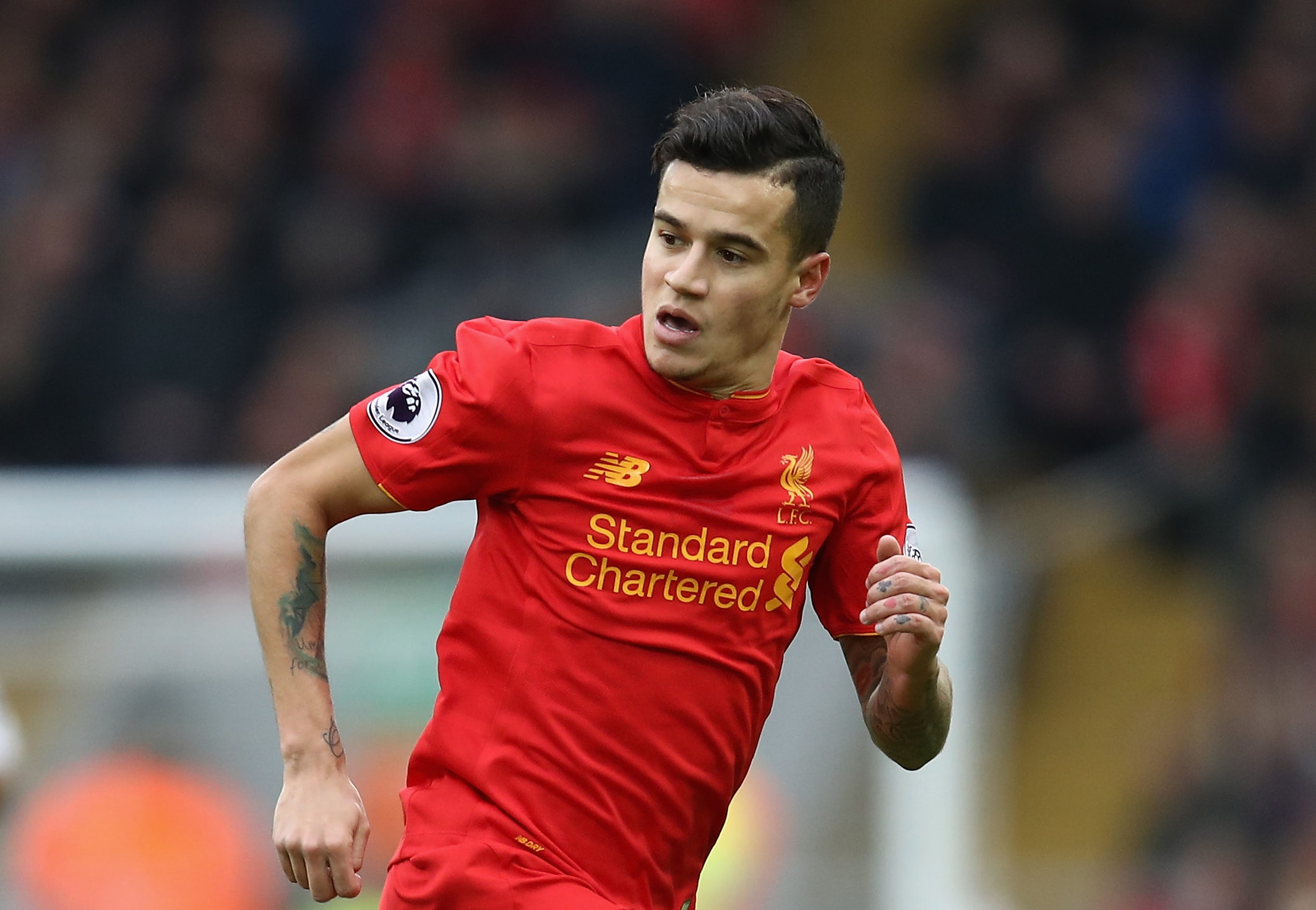 Jurgen Klopp explains Philippe Coutinho substitution against Swansea