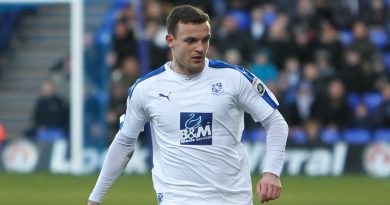 Tranmere complete signing of ex-Everton FC midfielder