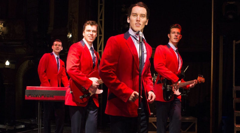 info for 5e202 d9178 West End smash Jersey Boys returning to Liverpool – Click ...
