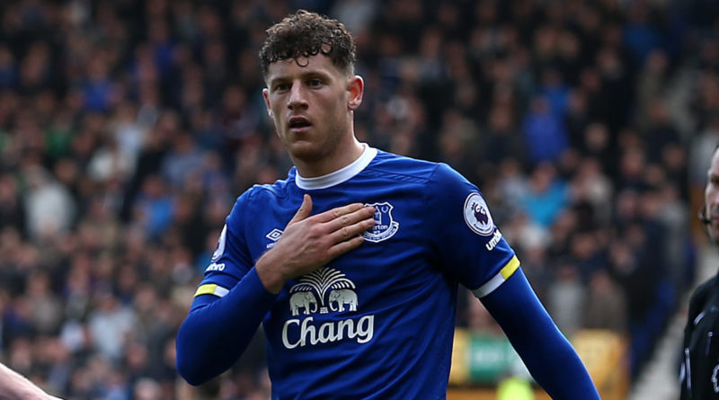 best website 9d13c a6504 Ross Barkley proves why his future lies at Everton FC ...