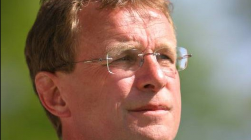 Ralf Rangnick not interested in Everton job