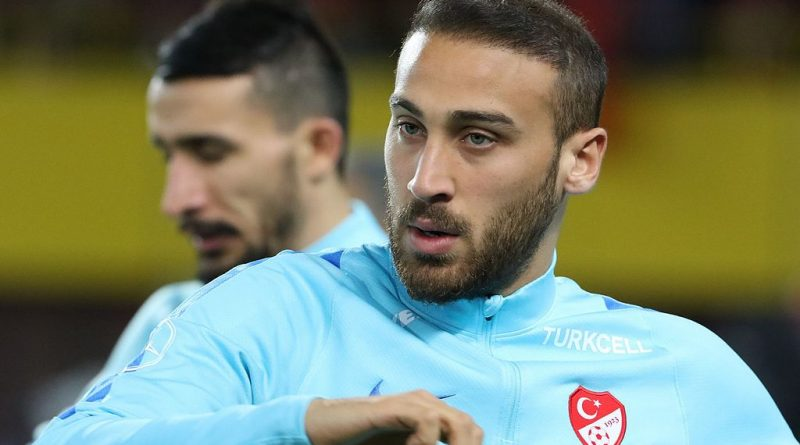 Everton interested in signing Cenk Tosun from Besiktas