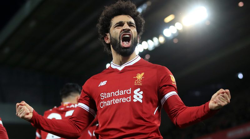 Mohamed Salah Up Against Tottenham, Man Utd & Chelsea Stars For POTM Award