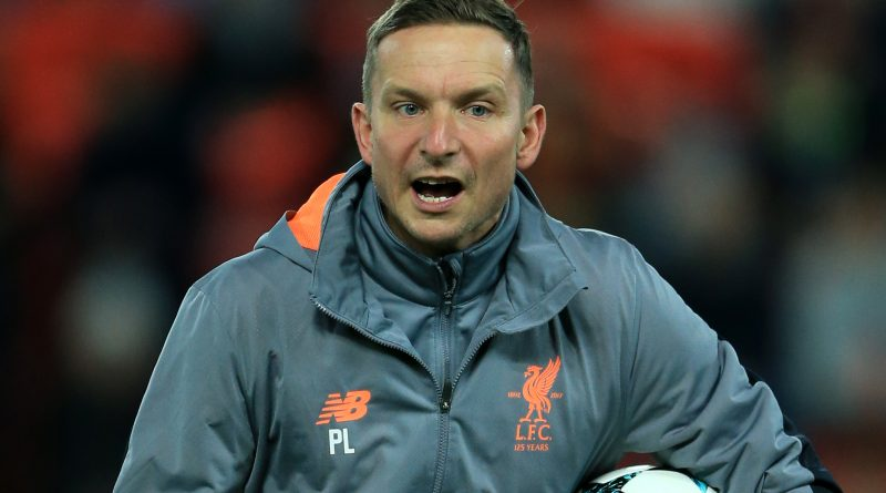 Pepijn Lijnders leaves Liverpool role to manage NEC Nijmegen