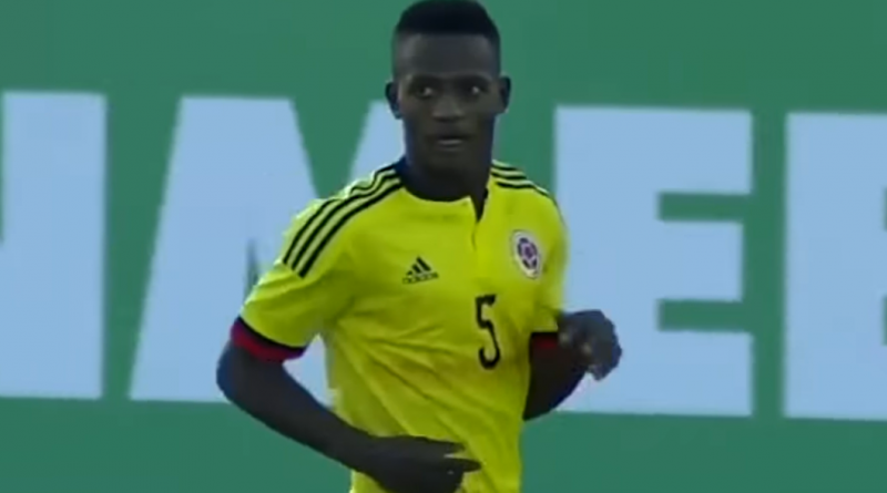 Liverpool sign Colombian youngster Anderson Arroyo from Fortaleza
