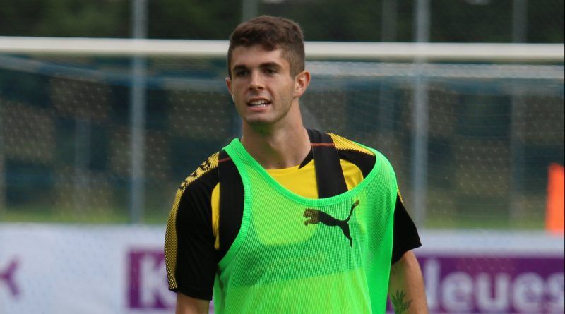 Man Utd eager on Borussia Dortmund star Christian Pulisic