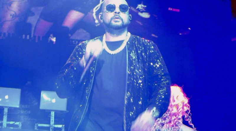 Sean Paul to bring UK tour to M&S Bank Arena – Click Liverpool